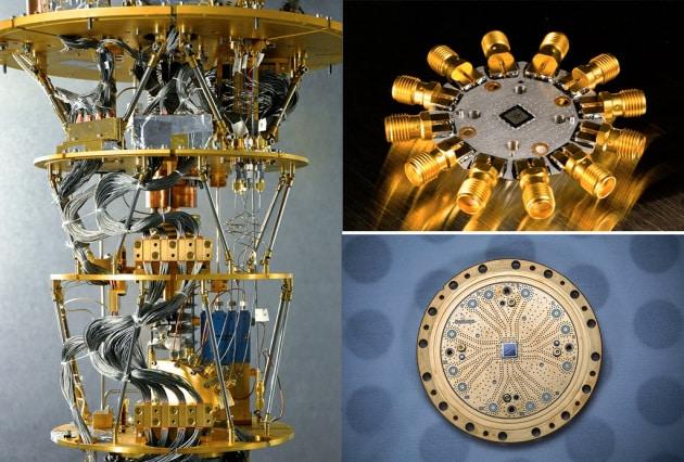 Processore quantistico