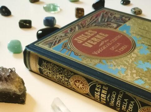 """Jules Verne, """"Viaggio al centro della Terra"""""""