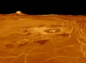 Venere, ecco un'altra spia della vita: rinvenuta glicina nell'atmosfera