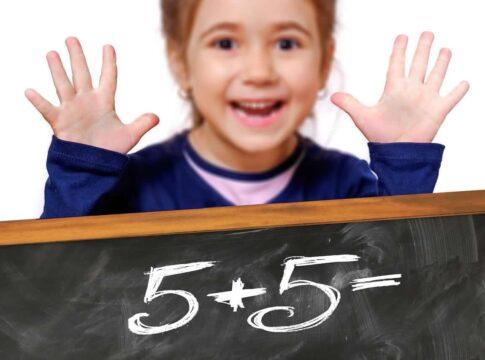 Il diritto di contare... partendo da zero. La matematica spiegata da una bambina