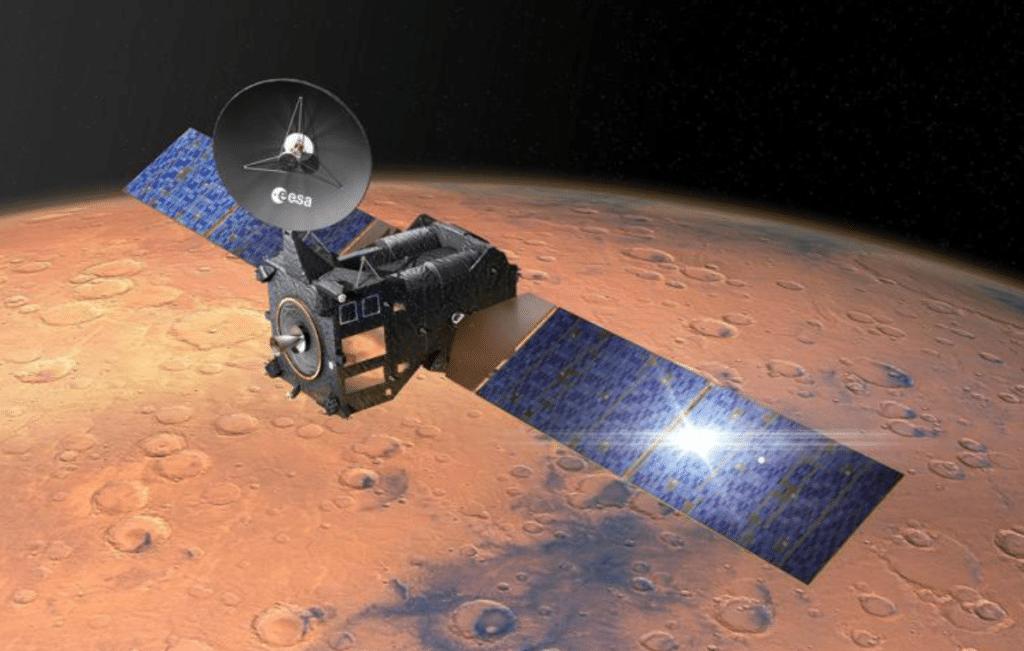Acido cloridrico su Marte