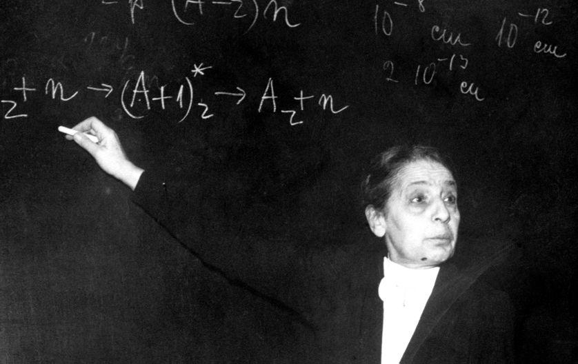 Lise Meitner e il mancato Nobel per la fissione nucleare