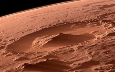 Marte: rilevata la presenza di acido cloridrico nell'atmosfera