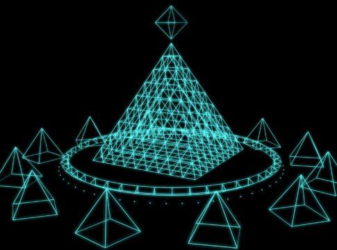 enigma tetraedro