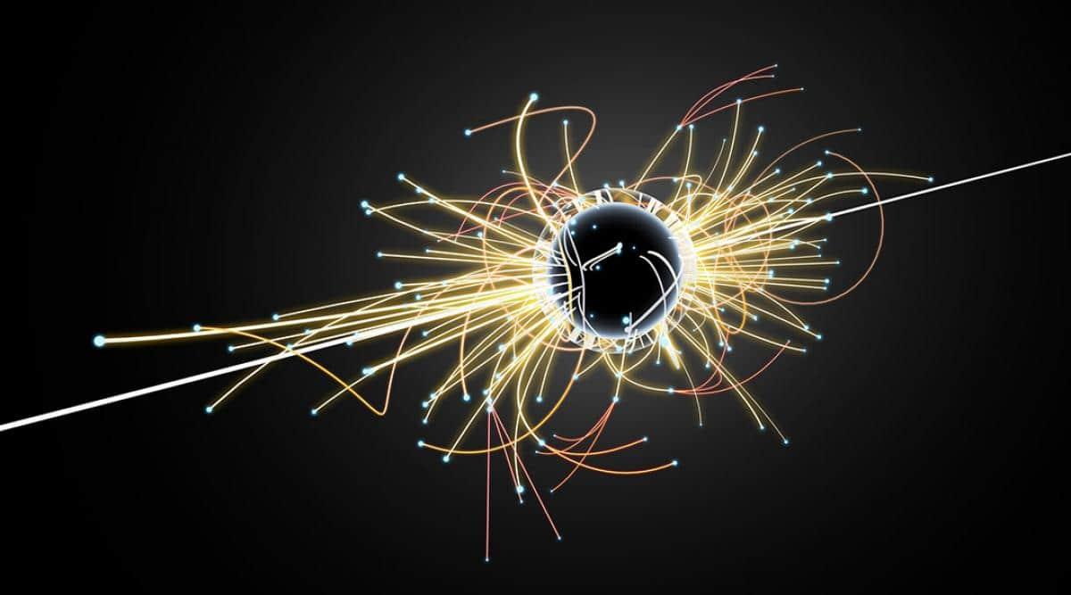 Rallentamento antimateria