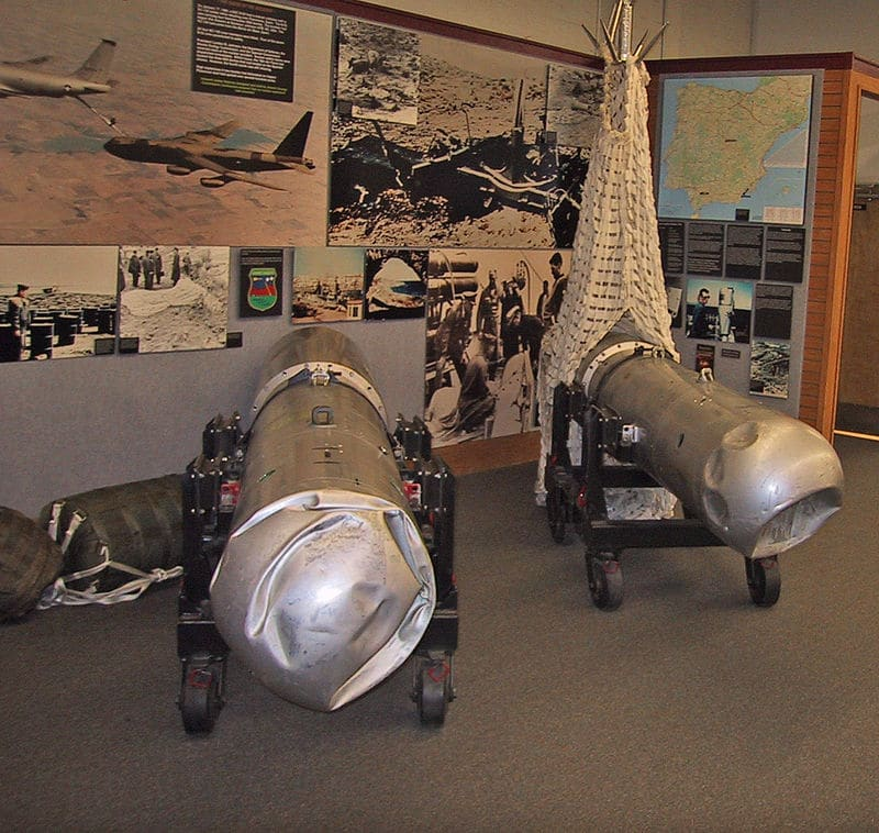 prototipi bomba H, il cui padre è proprio Stanislaw Ulam credits: wikipedia
