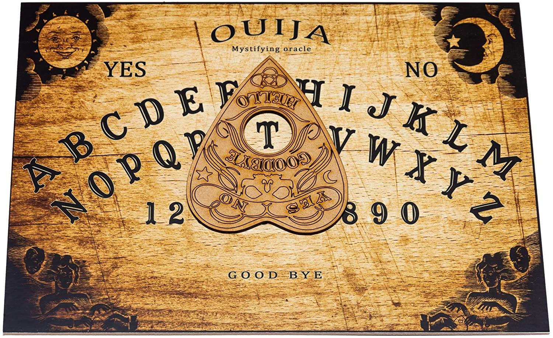 Come Funziona La Tavola Ouija E Un Vero Tramite Con L Aldila