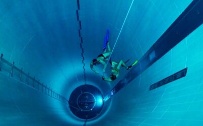 In piscina a Montegrotto Terme un ulteriore passo verso nuove scoperte sui neutrini