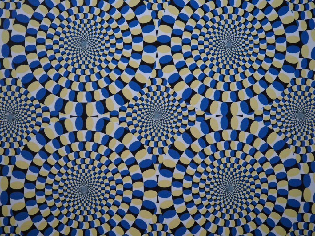 illusione ottica allucinazioni