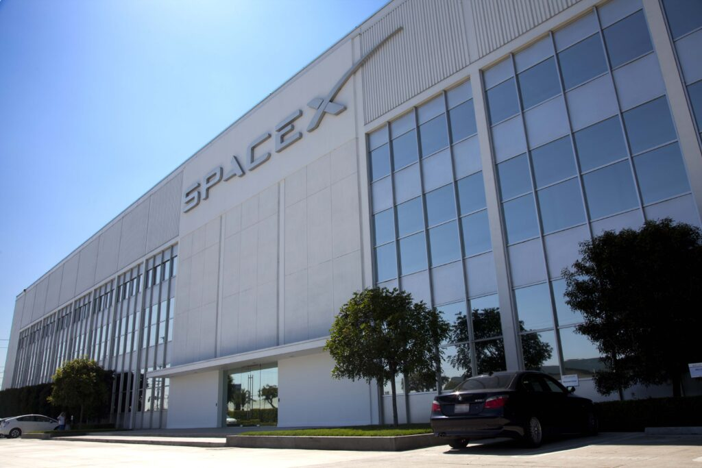 SpaceX ,Elon Musk