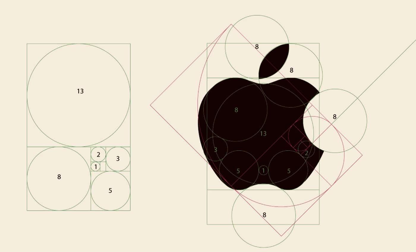 La Sezione Aurea si nasconde dietro i grandi loghi: da Apple a McDonald's