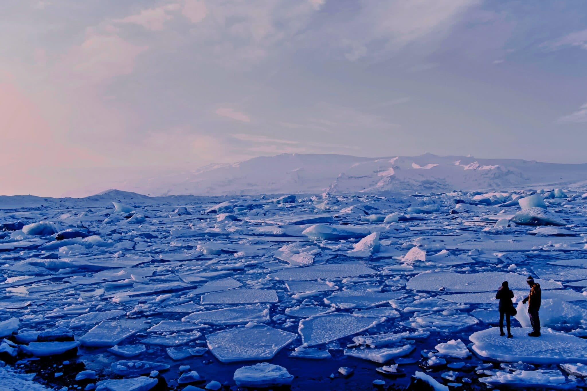 È stata scoperta una nuova isola più a nord della Terra. Credits: Roxanne Desgagnés/Unsplash